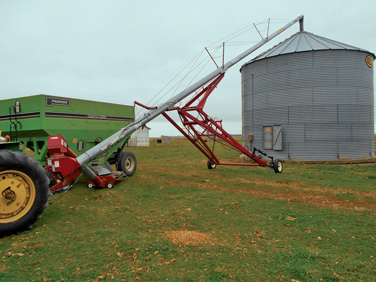 Lining up your auger has never been easier. With the push of a lever on the Auger Ace, you can eliminate time spent.