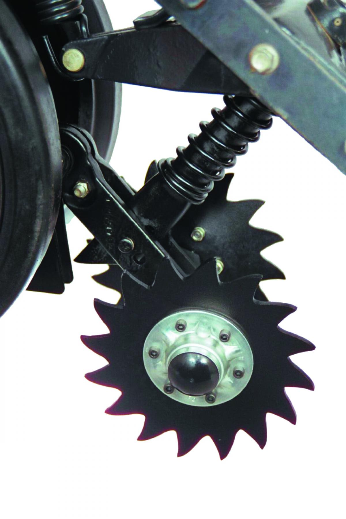 6000 Serrated Closing Disc Yetter Co