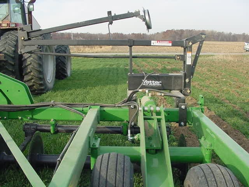 6150 hydraulic markers yetter co
