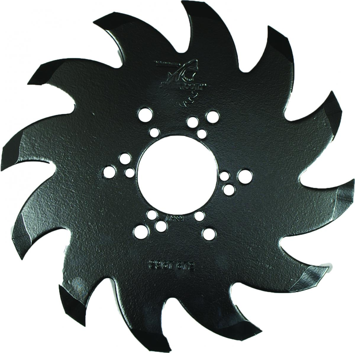 SharkTooth Wheel multi-hole