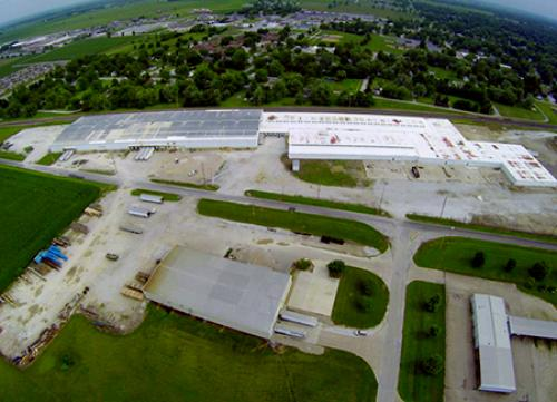 Yetter Macomb location