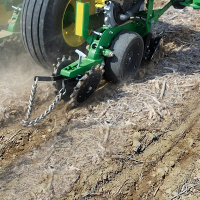 Planting equipment category image showing Twister Closing Wheel